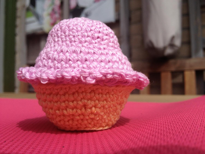 Started crochetting