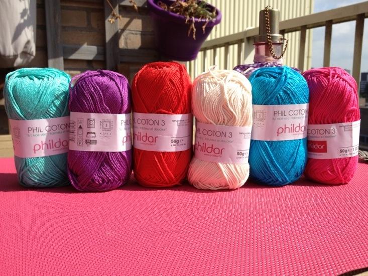 Whoop whoop. Bought yarn again.